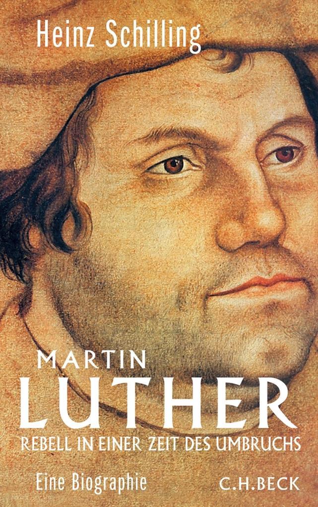 Martin Luther als eBook epub