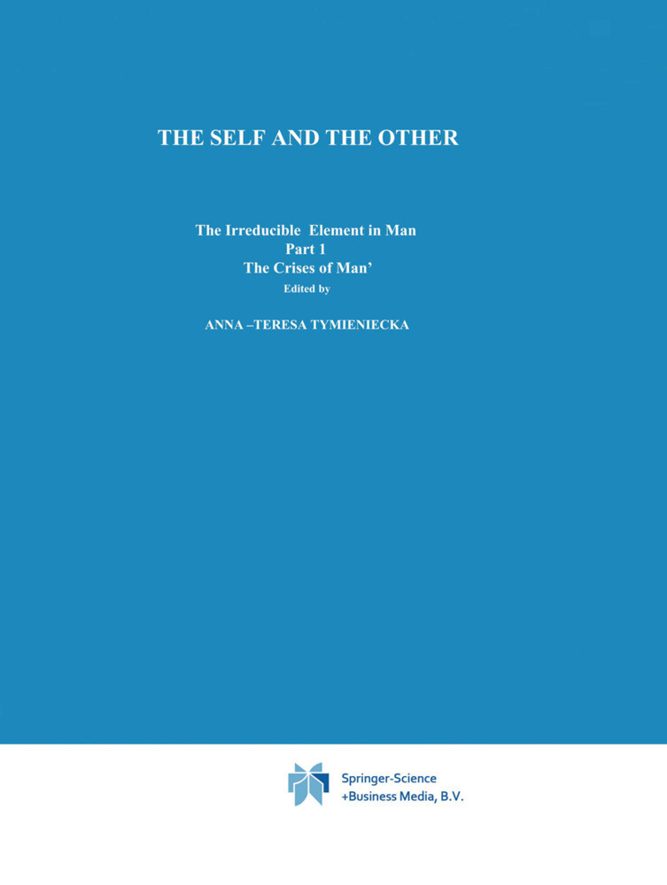 The Self and The Other als Buch (gebunden)