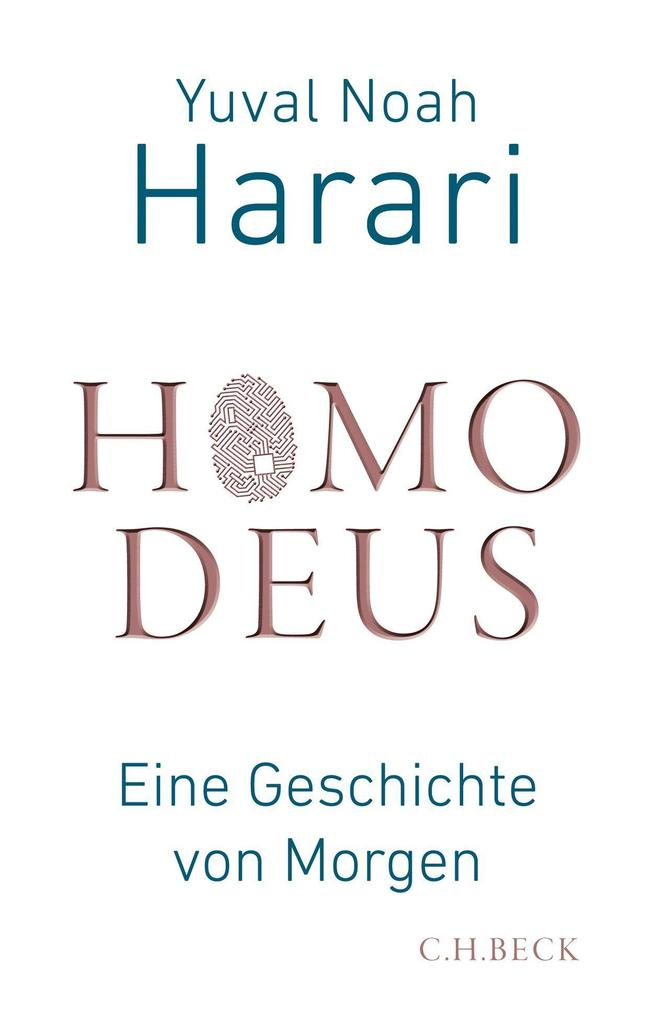 Homo Deus als Buch (gebunden)