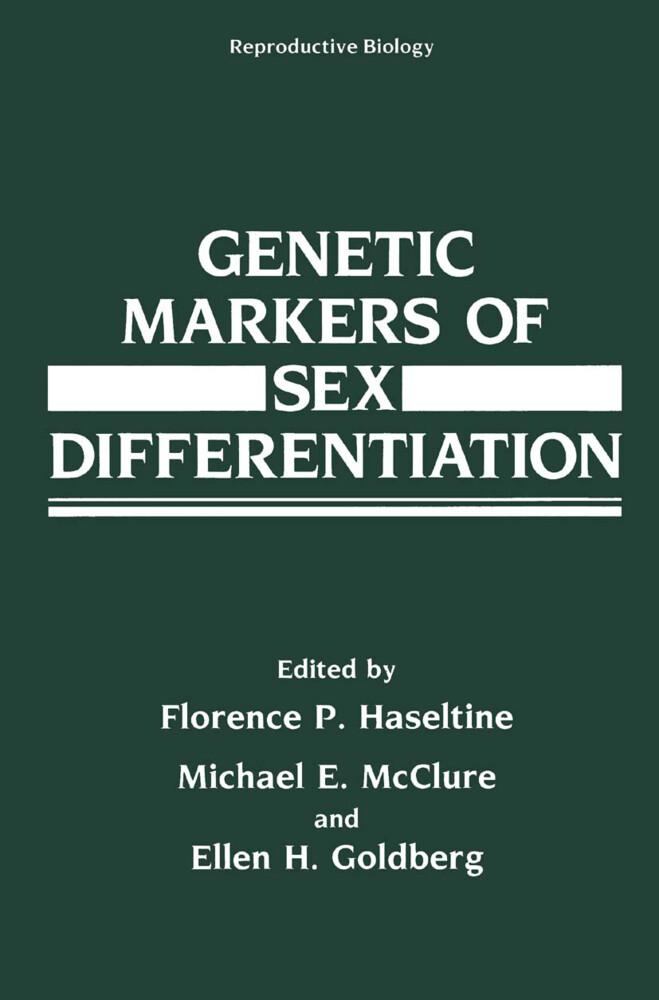 Genetic Markers of Sex Differentiation als Buch (gebunden)