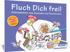Malbuch für Erwachsene: Fluch Dich frei! Lutscher