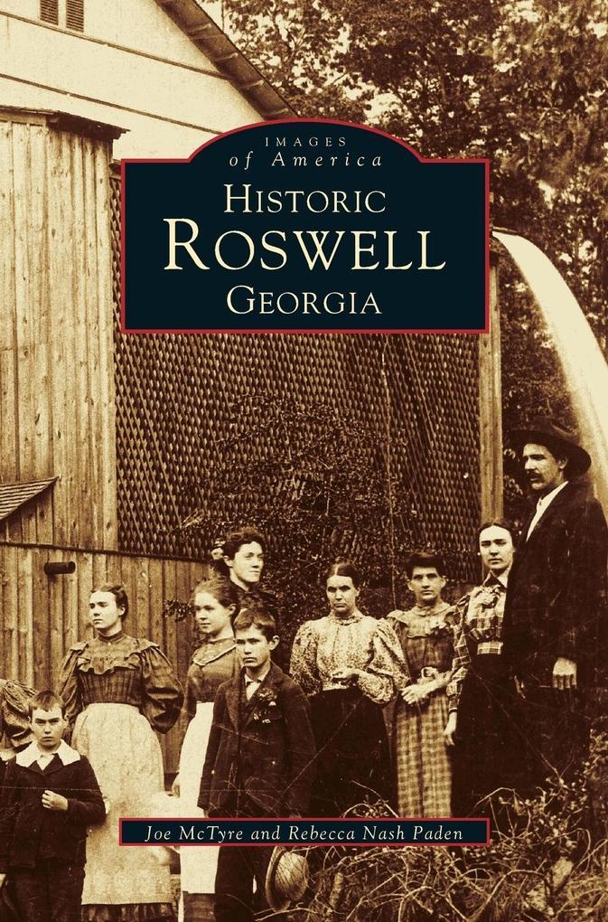 Historic Roswell als Buch (gebunden)