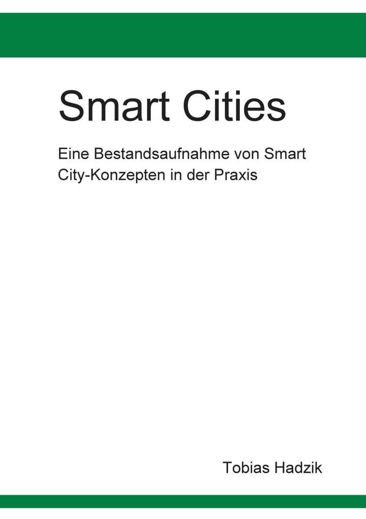 Smart Cities als eBook epub