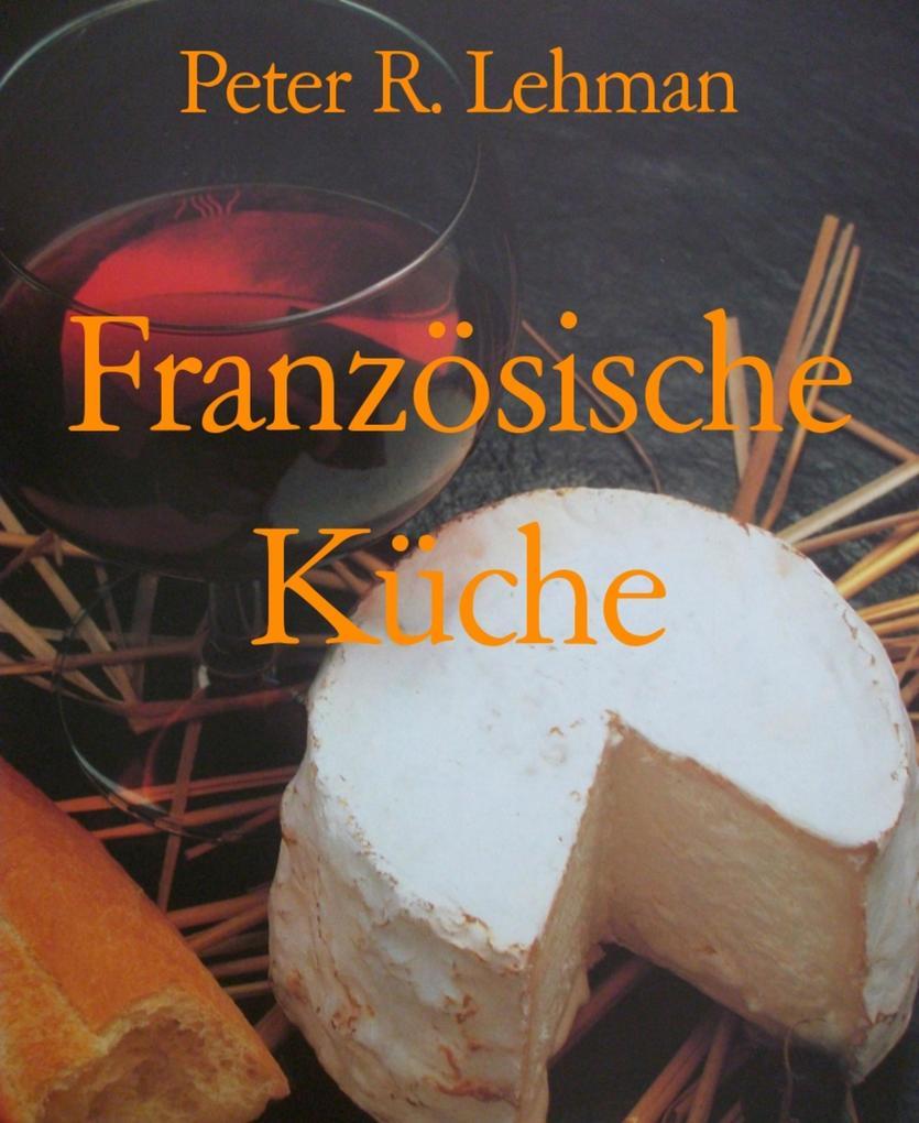 Französische Küche als eBook epub
