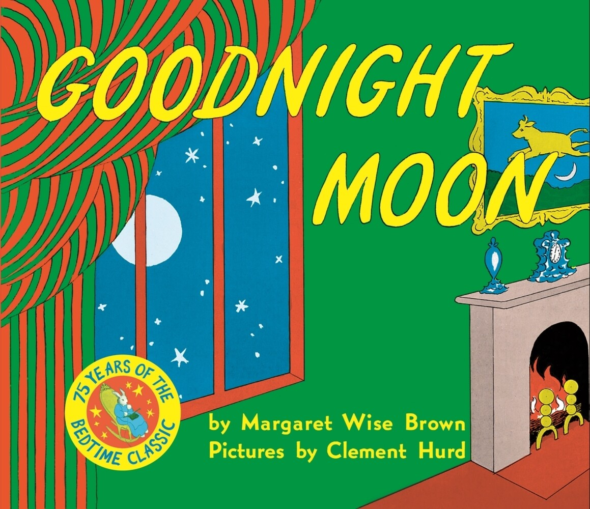 Goodnight Moon als Buch (kartoniert)