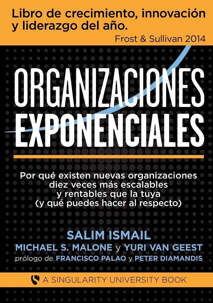 Organizaciones Exponenciales als Buch (kartoniert)