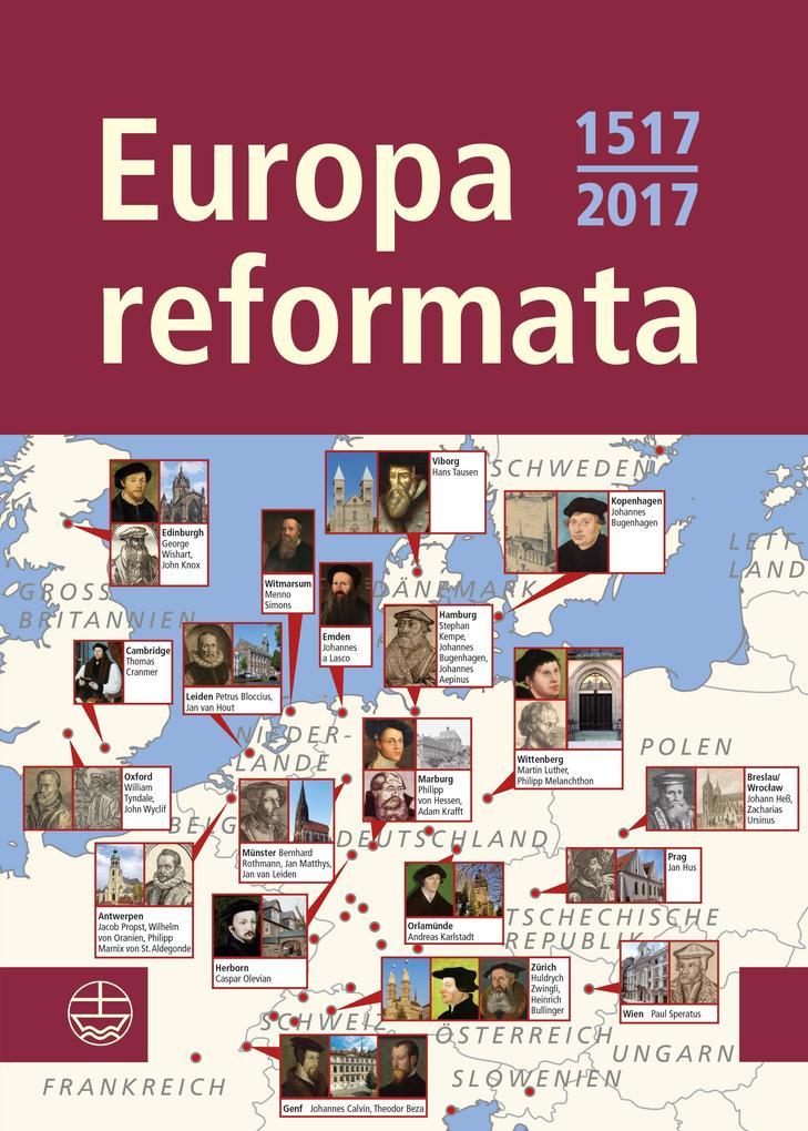 Europa reformata als eBook pdf