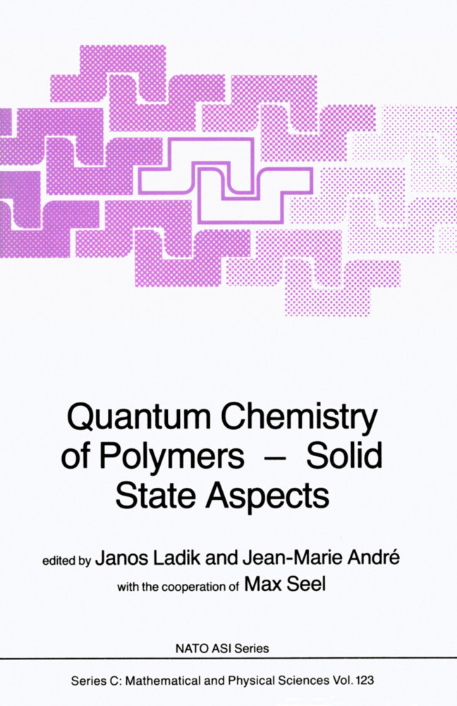 Quantum Chemistry of Polymers - Solid State Aspects als Buch (gebunden)