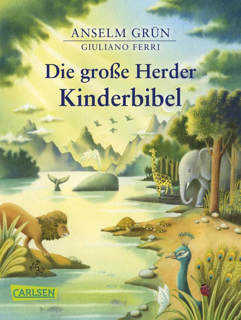 Die große Herder Kinderbibel als Taschenbuch