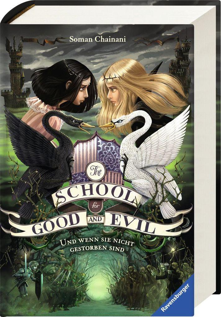 The School for Good and Evil, Band 3: Und wenn sie nicht gestorben sind als Buch (gebunden)