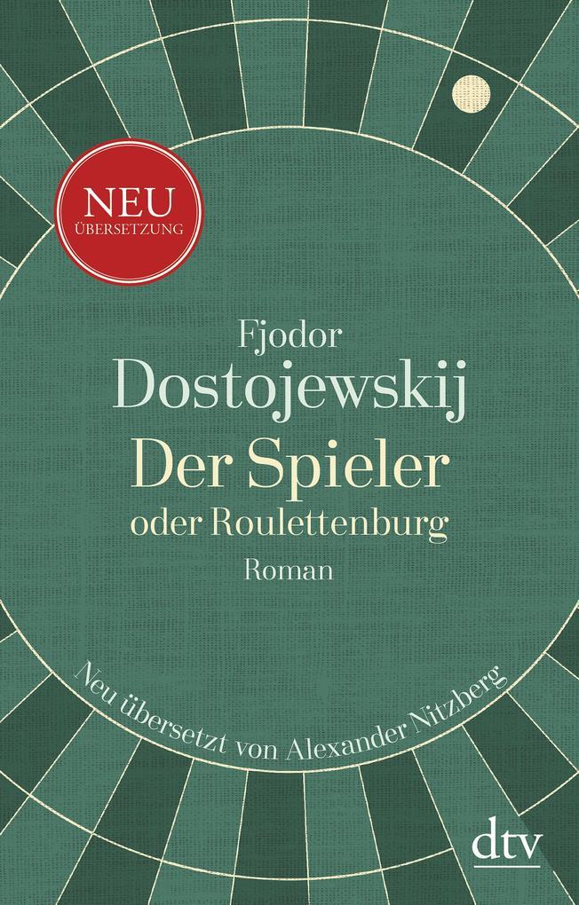 Der Spieler oder Roulettenburg als eBook epub