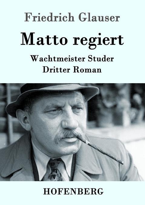 Matto regiert als Buch (kartoniert)