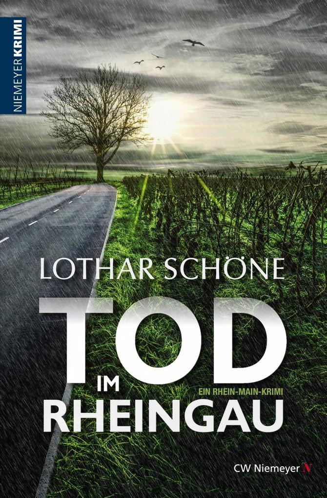 Tod im Rheingau als eBook epub