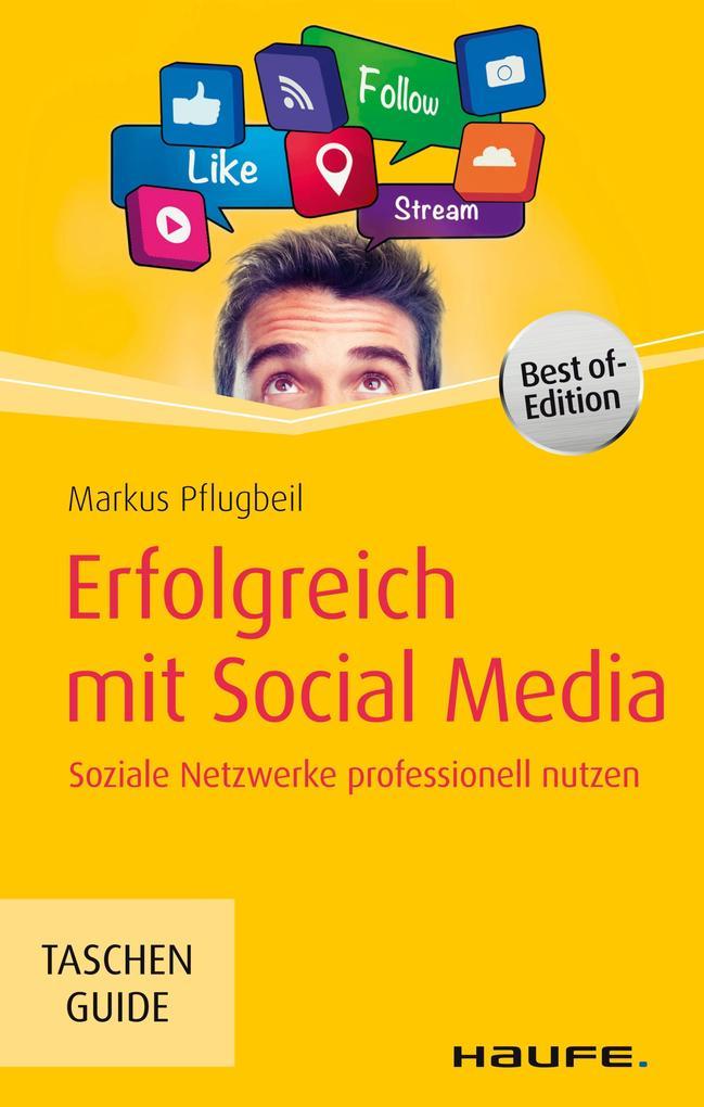 Erfolgreich mit Social Media als eBook epub