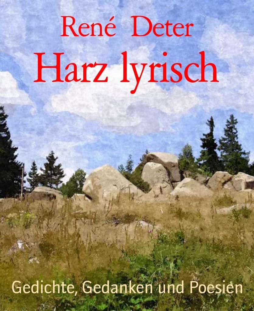 Harz lyrisch als eBook epub