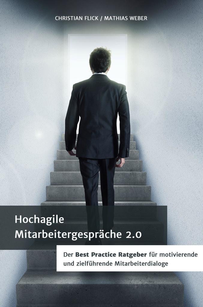 Hochagile Mitarbeitergespräche 2.0 als eBook