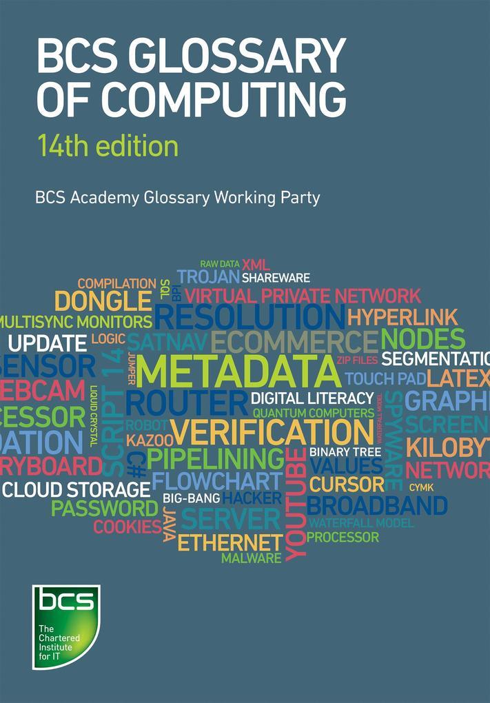 BCS Glossary of Computing als eBook epub