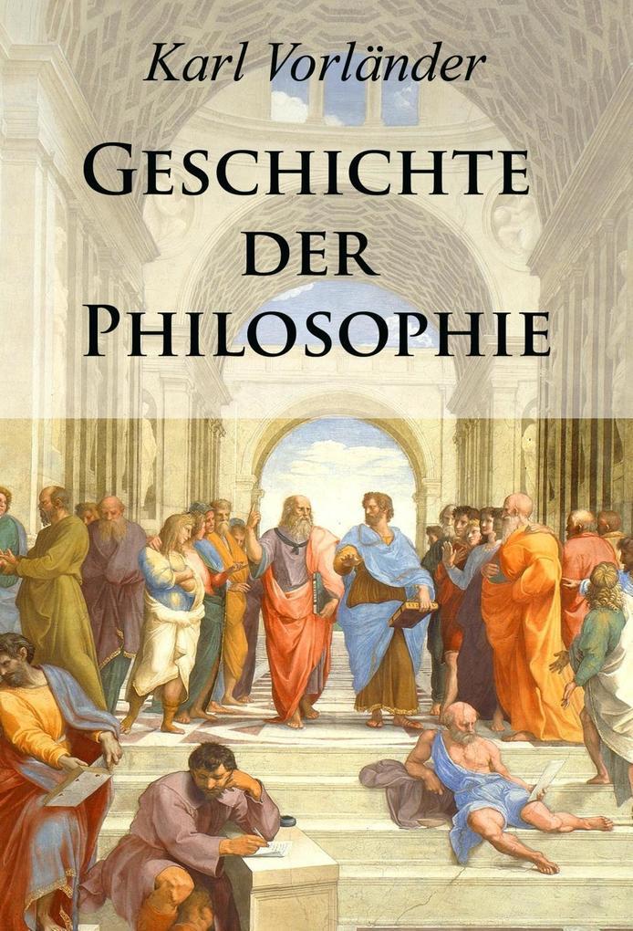 Geschichte der Philosophie als eBook epub