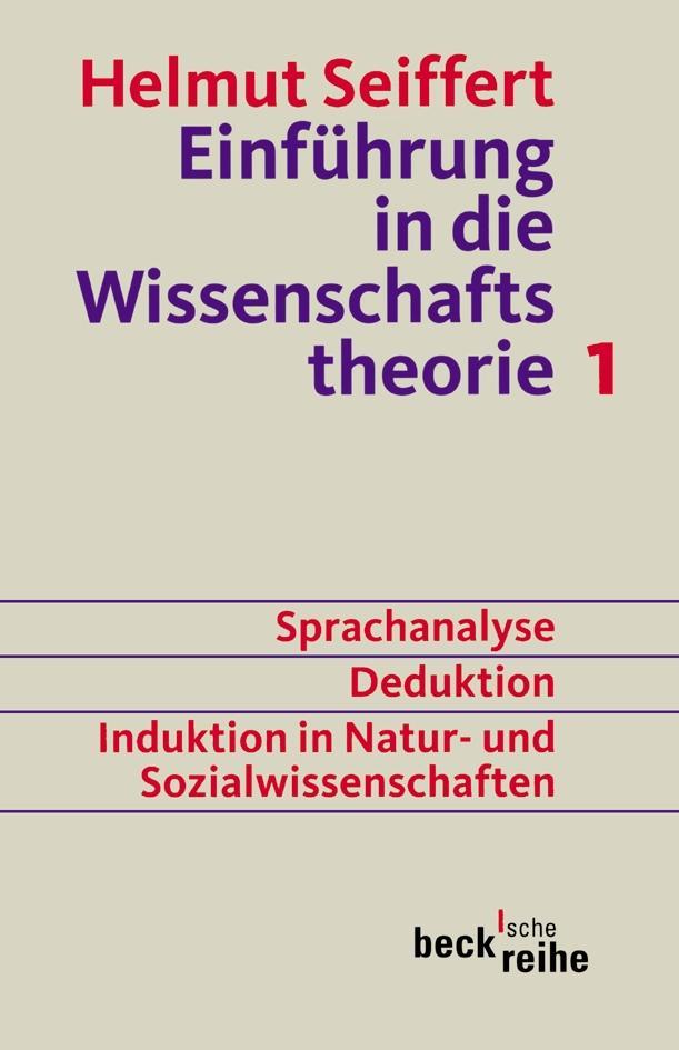 Einführung in die Wissenschaftstheorie 1 als Buch (kartoniert)