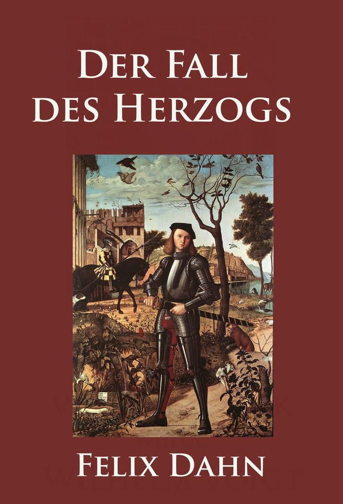 Der Fall des Herzogs als eBook epub