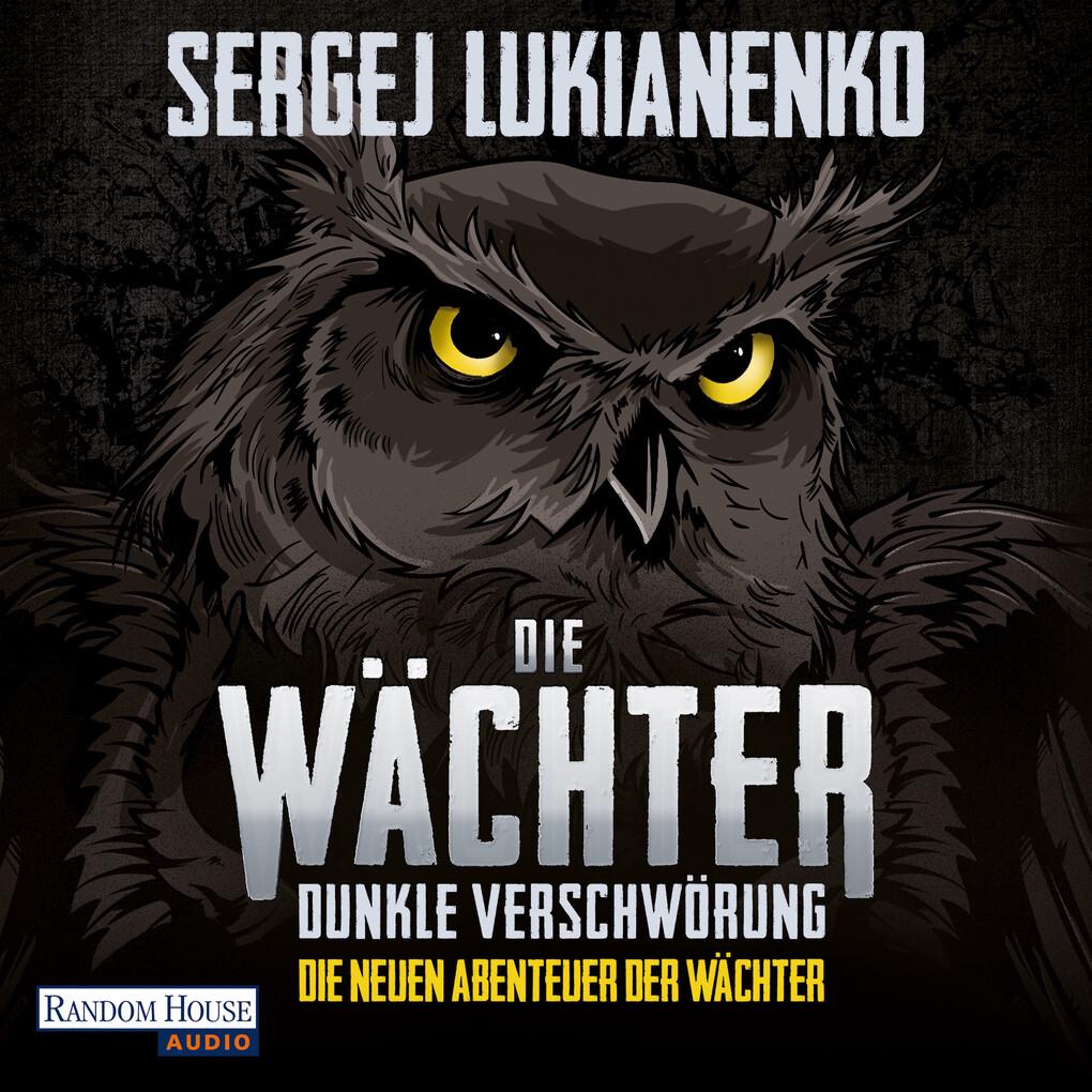 Die Wächter - Dunkle Verschwörung als Hörbuch Download