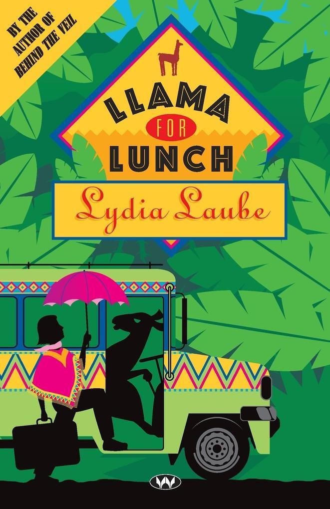 Llama for Lunch als Buch (kartoniert)
