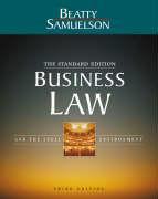 Business Law and the Legal Environment (Standard) als Buch (gebunden)