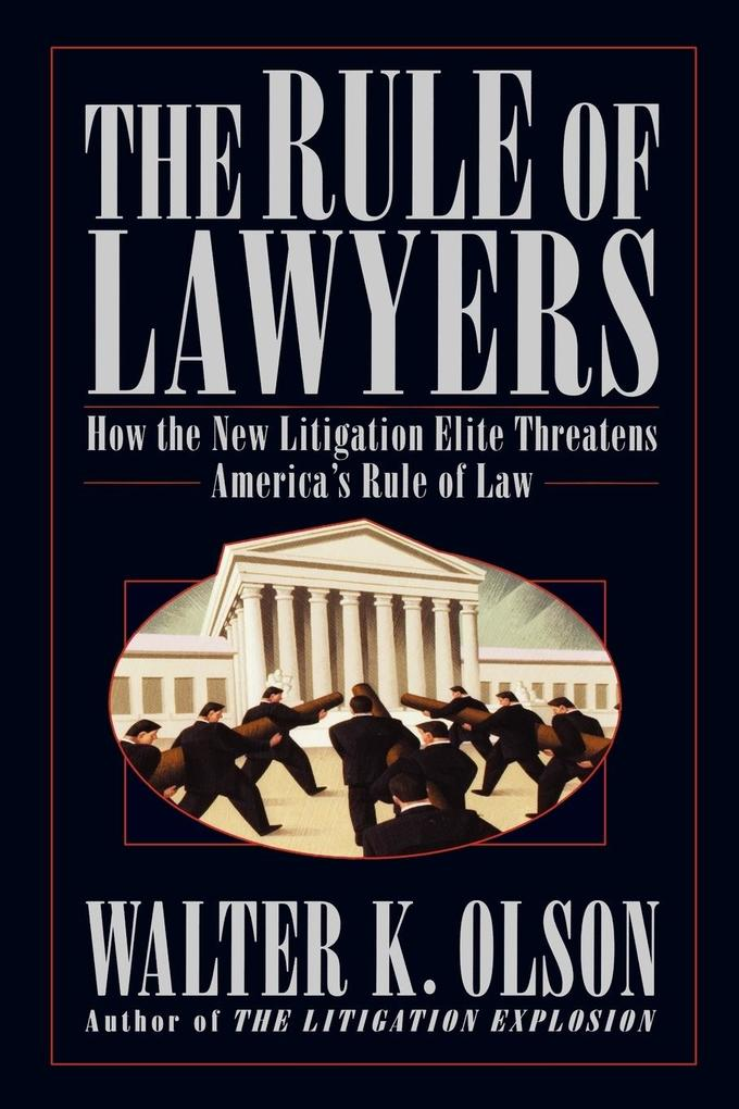 The Rule of Lawyers als Taschenbuch