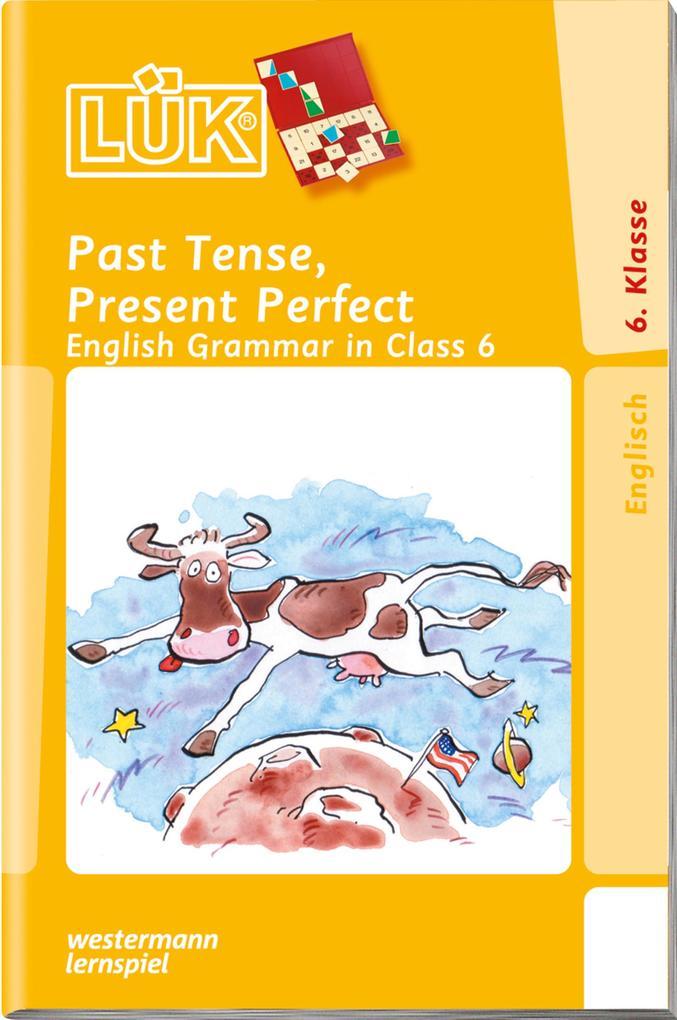 LÜK. English Grammar 2 als Buch (kartoniert)
