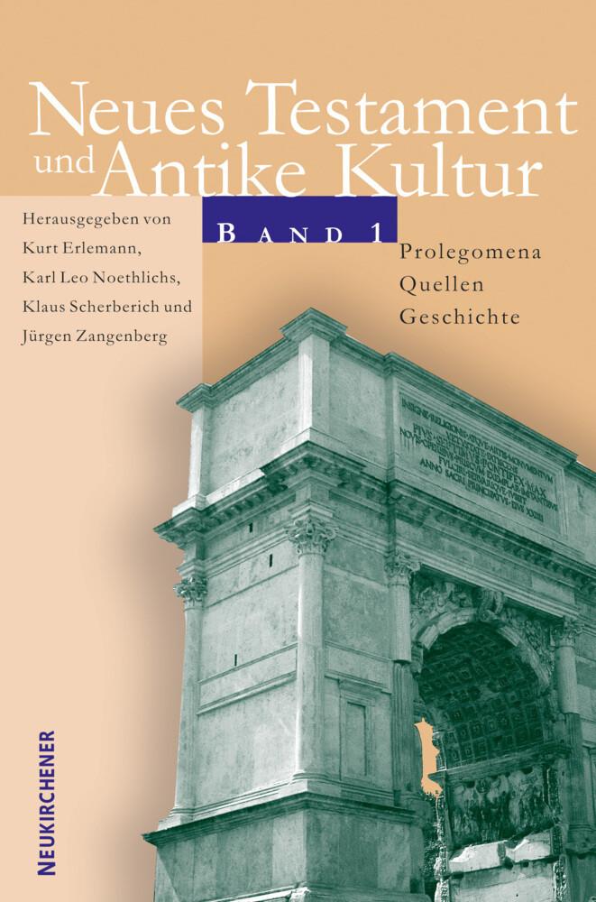 Neues Testament und Antike Kultur 1 als Buch (kartoniert)