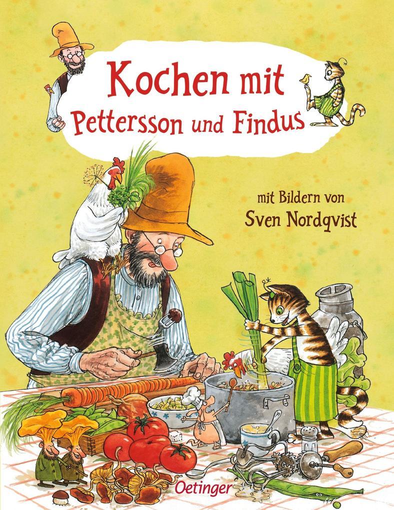 Kochen mit Pettersson und Findus als Buch (gebunden)