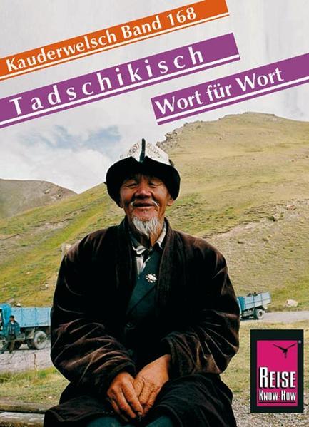 Tadschikisch Wort für Wort. Kauderwelsch als Buch (kartoniert)