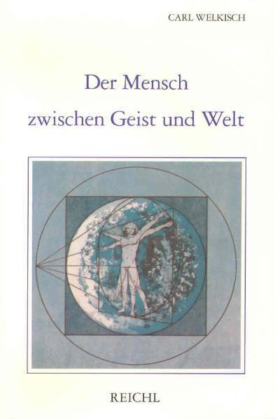 Der Mensch zwischen Geist und Welt als Buch (kartoniert)