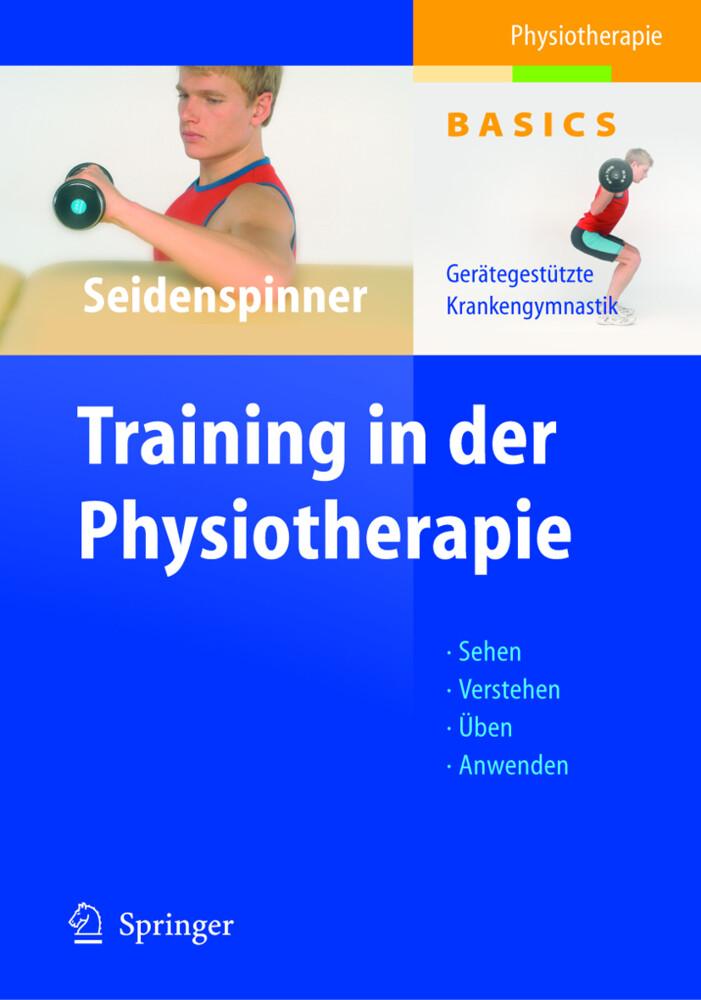 Training in der Physiotherapie als Buch (gebunden)