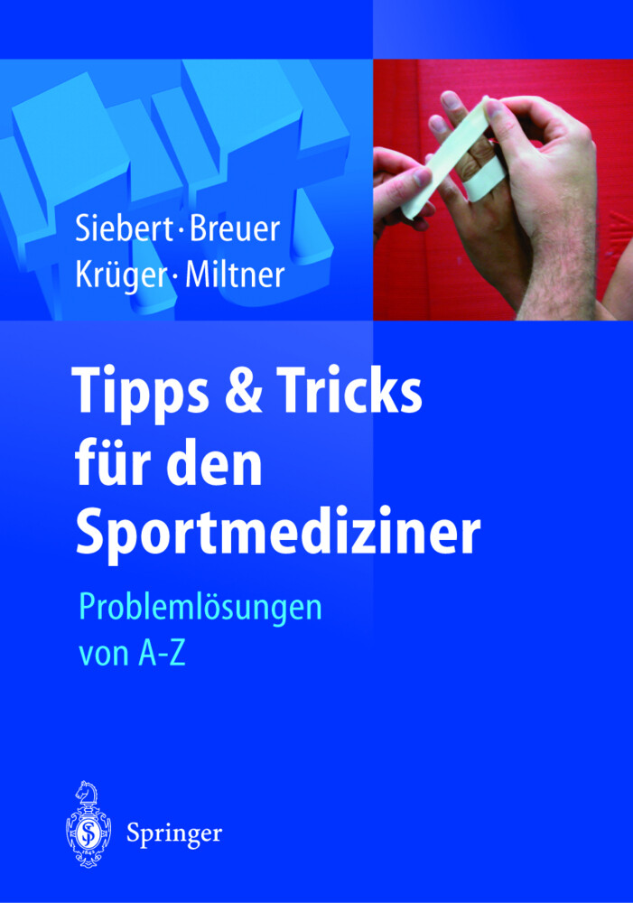 Tipps und Tricks für den Sportmediziner als Buch (kartoniert)