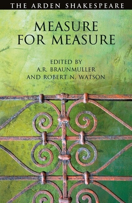 Measure for Measure als Buch (kartoniert)