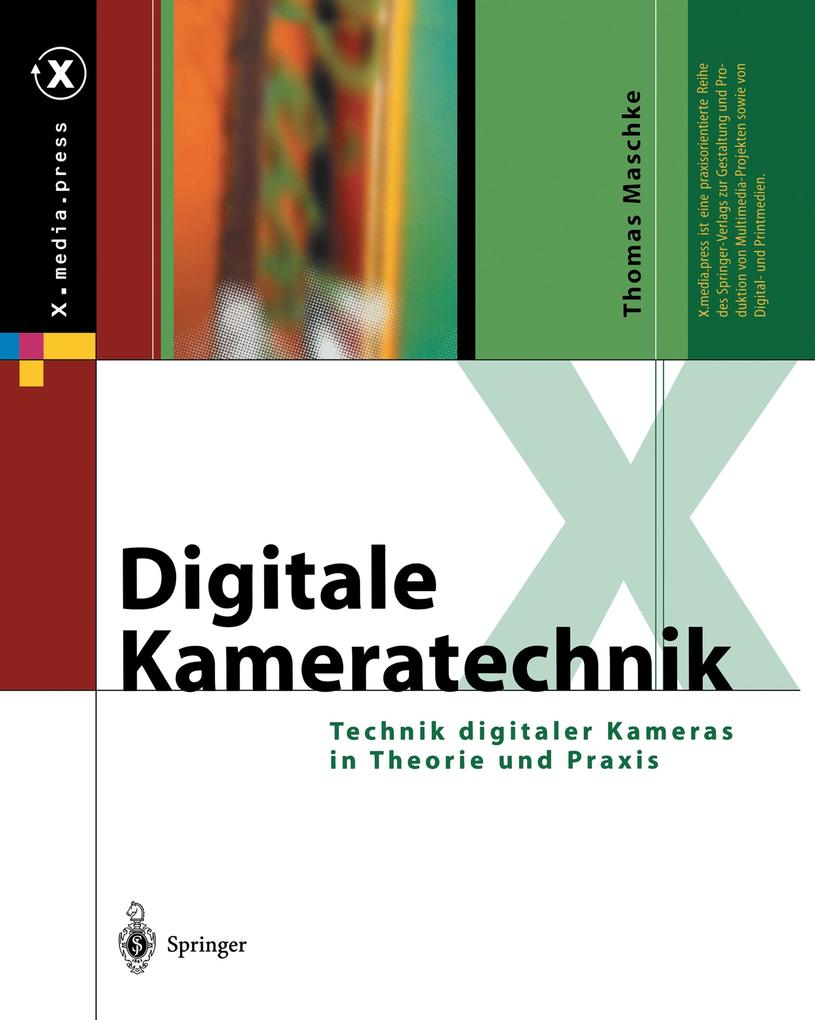 Digitale Kameratechnik als Buch (gebunden)