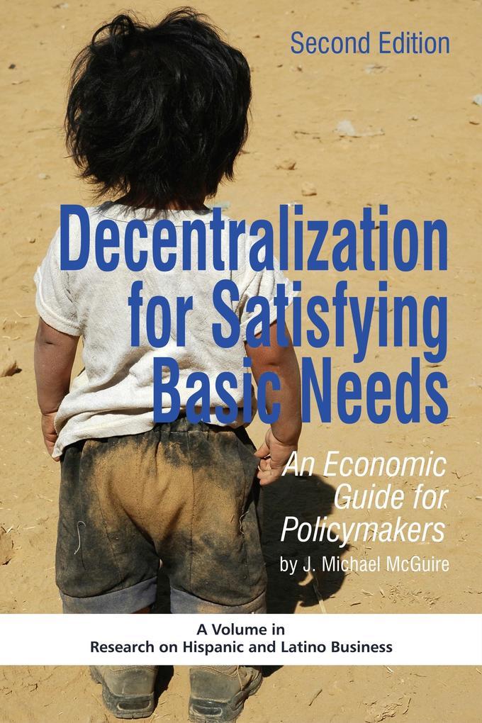 Decentralization for Satisfying Basic Needs - 2nd Edition als eBook epub