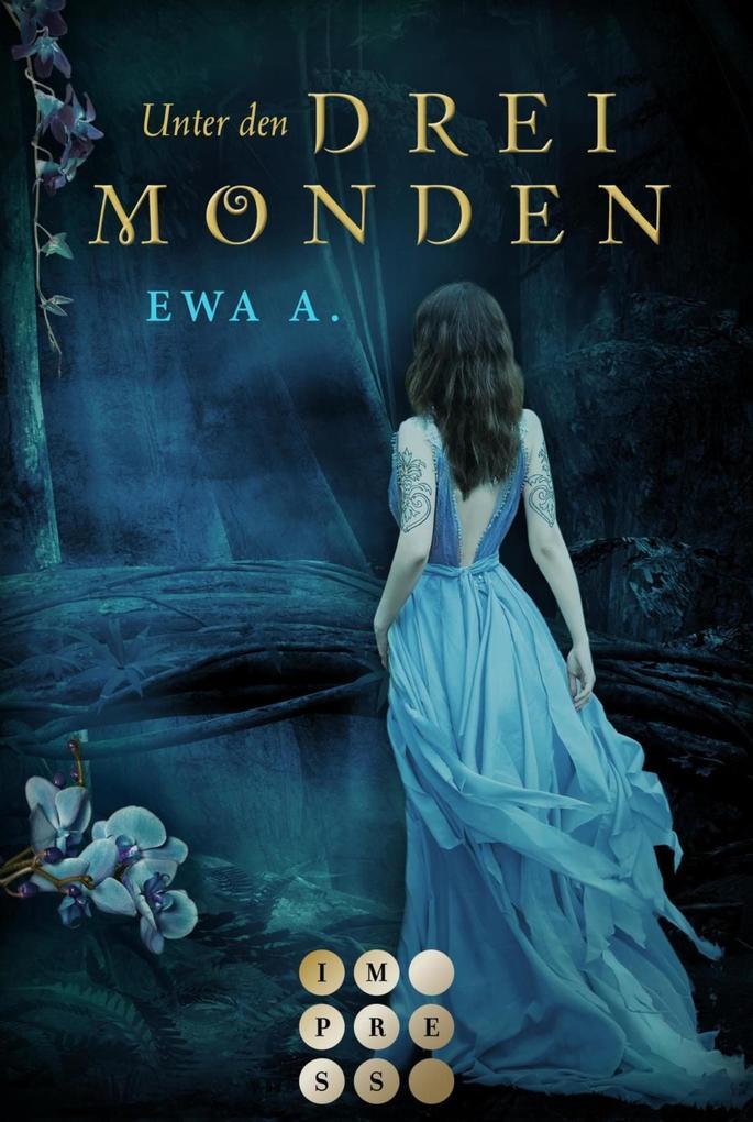 Unter den drei Monden (Die Monde-Saga 1) als eBook epub