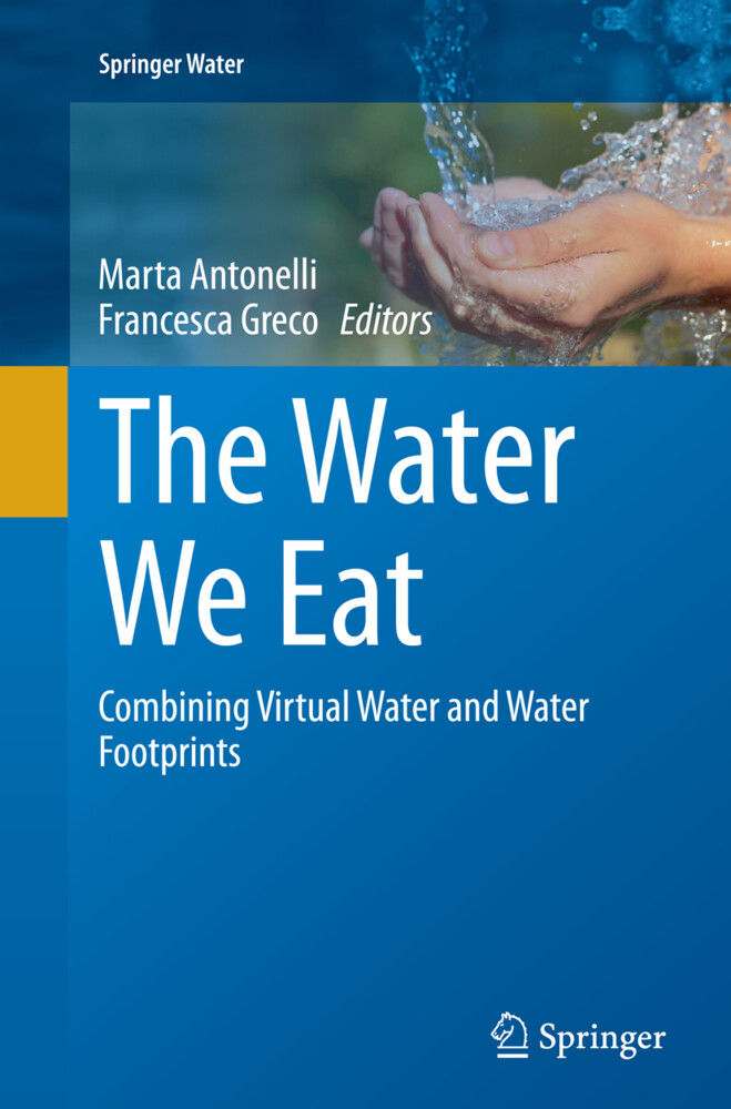 The Water We Eat als Buch (kartoniert)