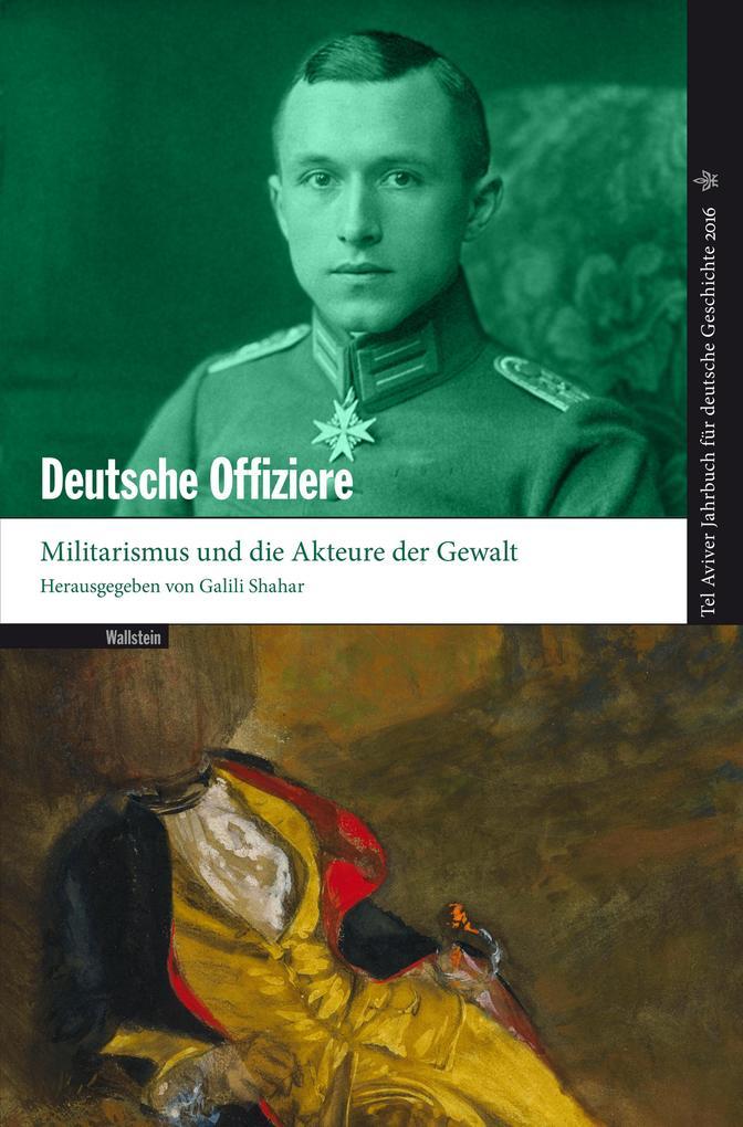 Deutsche Offiziere als eBook pdf