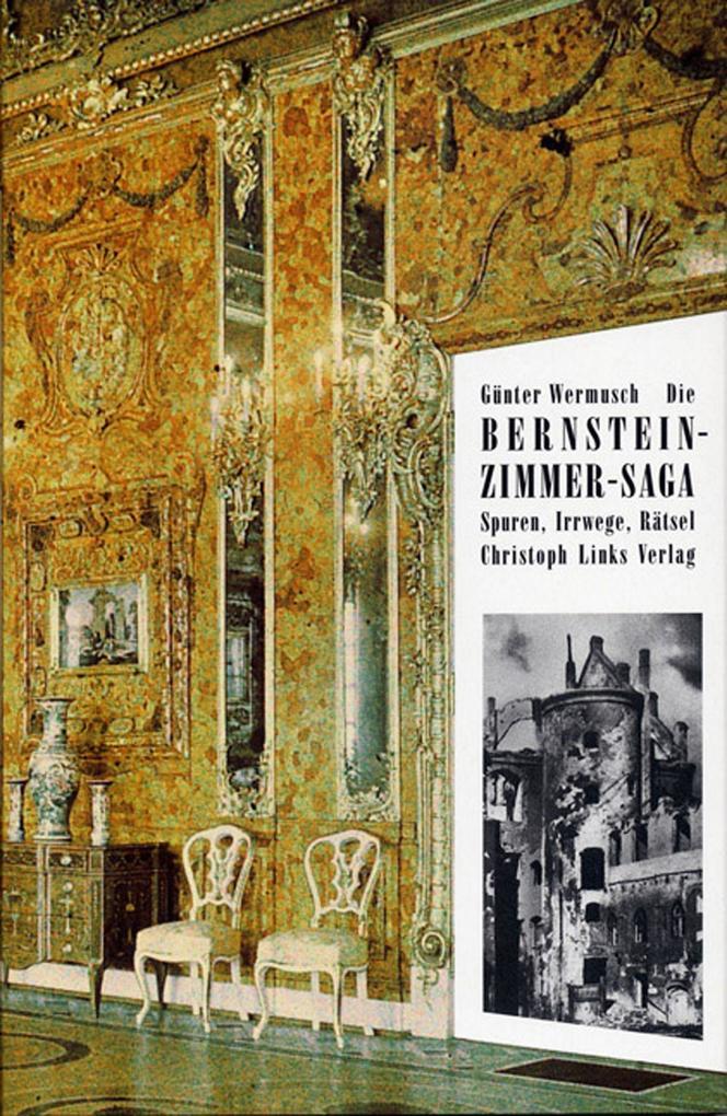 Die Bernsteinzimmer-Saga als eBook epub
