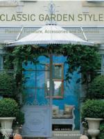 Classic Garden Style als Buch (gebunden)
