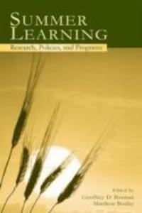 Summer Learning als Buch (gebunden)