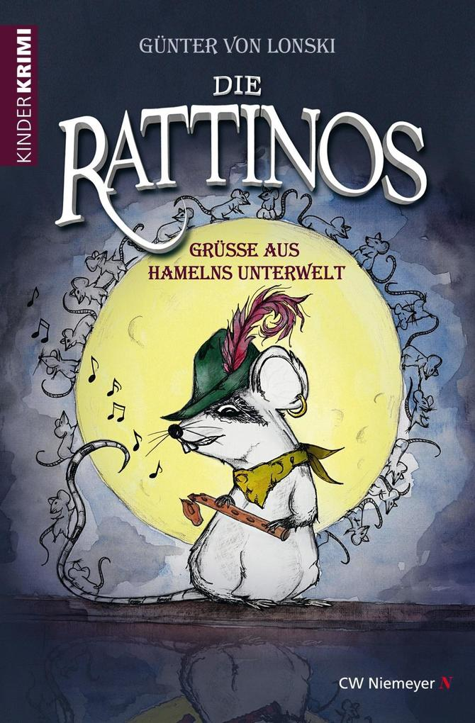 Die Rattinos als eBook epub