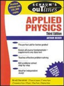 Schaum's Outline of Applied Physics als Taschenbuch