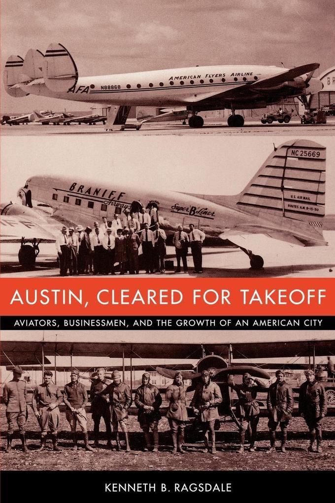 Austin, Cleared for Takeoff als Taschenbuch