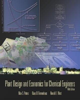 Plant Design and Economics for Chemical Engineers als Buch (gebunden)