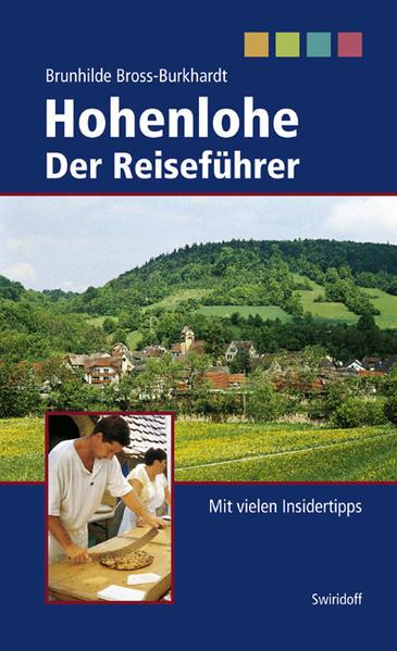 Hohenlohe. Der Reiseführer als Buch (kartoniert)