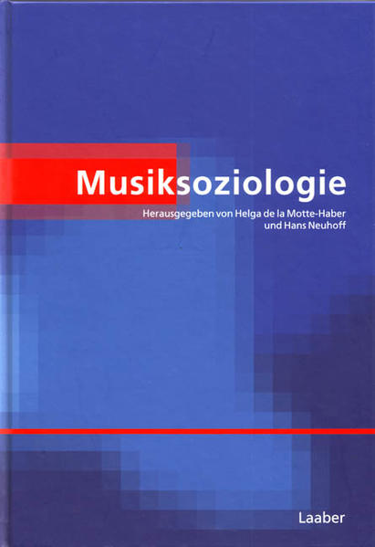 Musiksoziologie als Buch (gebunden)